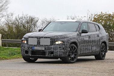 Super-SUV-Coupé könnte XM heißen - Debüt zur IAA
