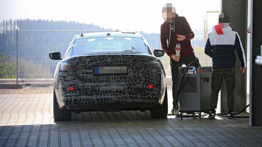 Erlkönig BMW i4