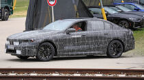 Erlkönig BMW i5