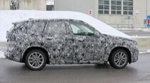 Erlkönig BMW iX1