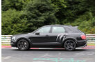 Erlkönig Bentley Bentayga Speed