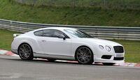 Erlkönig Bentley Continental GT3