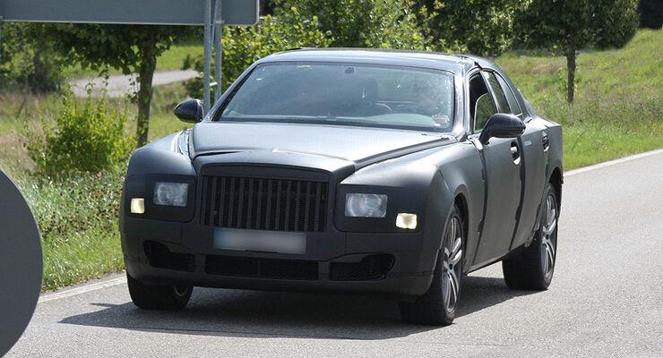 Erlkönig Bentley Grand