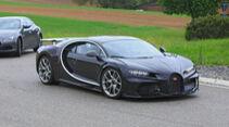 Erlkönig Bugatti Chiron Super Sport