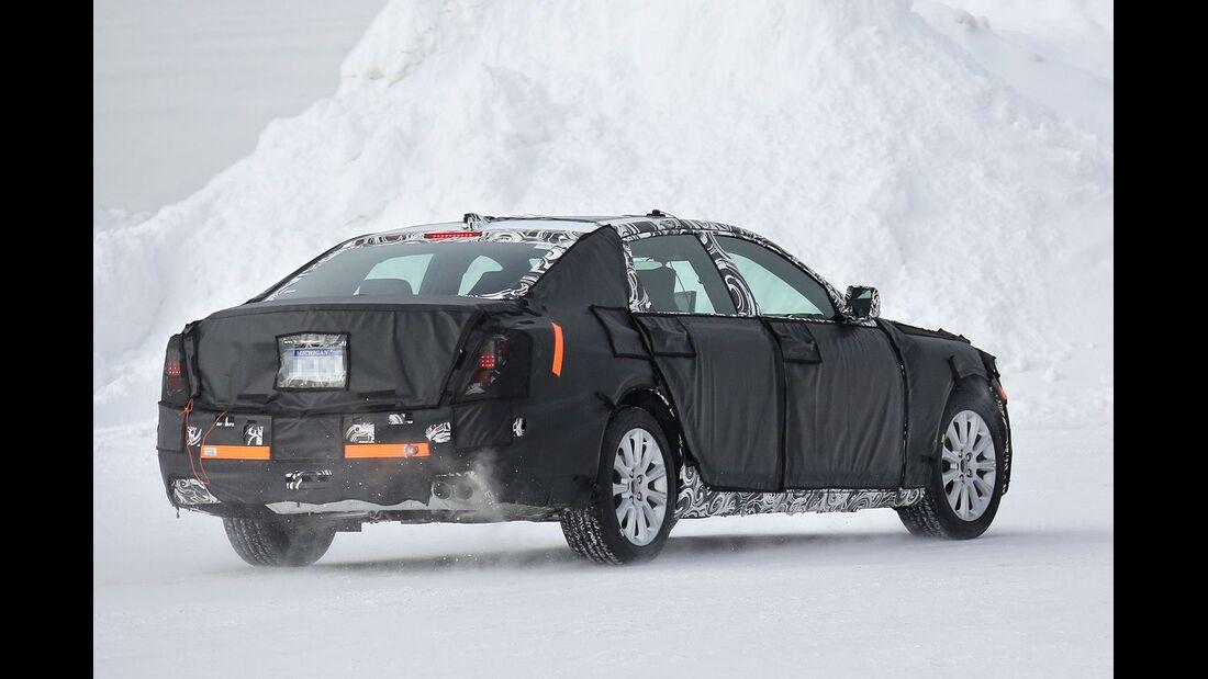 Erlkönig Cadillac LTS