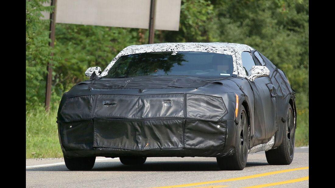 Erlkönig Chevrolet Camaro