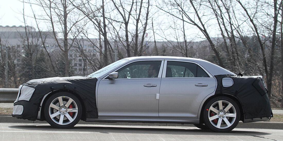 Erlkönig Chrysler 300 C SRT11