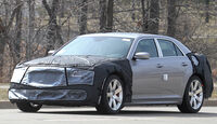 Erlkönig Chrysler 300 C SRT13