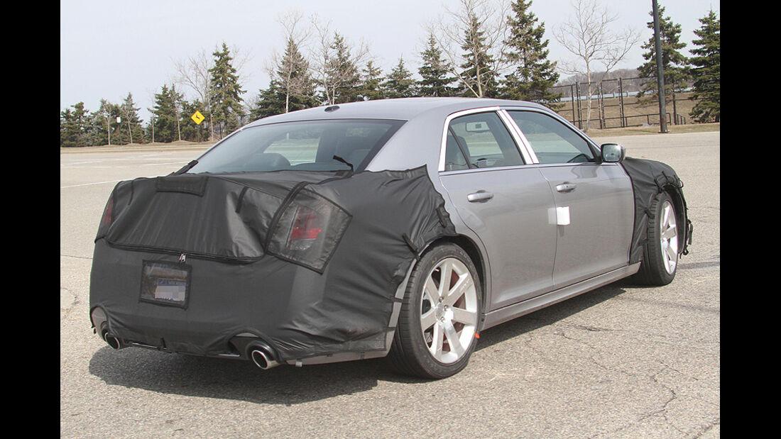 Erlkönig Chrysler 300 C SRT15