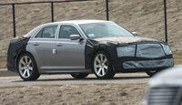 Erlkönig Chrysler 300 C SRT8