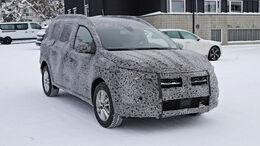 Erlkönig Dacia MCV