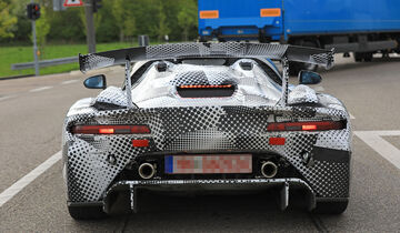 Erlkönig Dallara Sportwagen