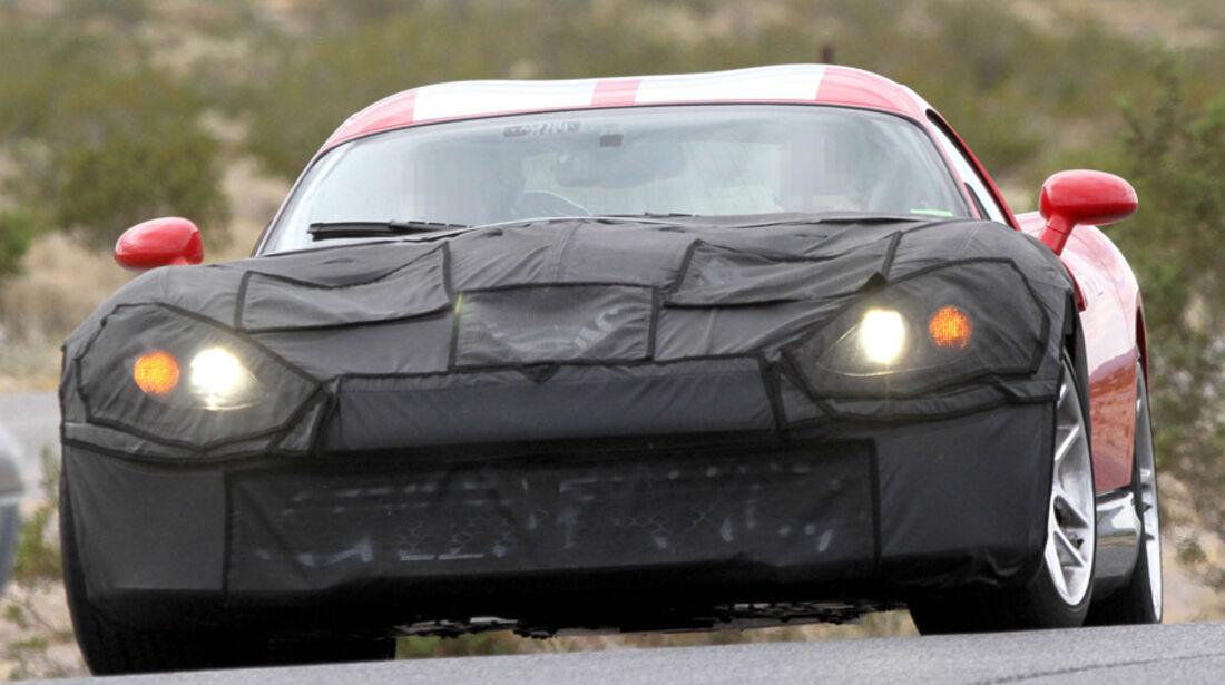 Erlkönig Dodge Viper Coupe