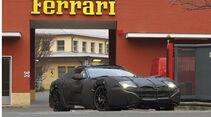 Erlkönig Ferrari 599 Nachfolger