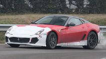 Erlkönig Ferrari 599