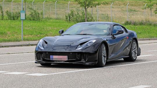 Erlkönig Ferrari 812 GTO
