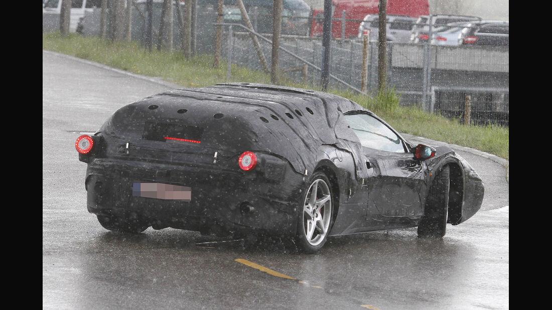 Erlkönig Ferrari Enzo-Nachfolger