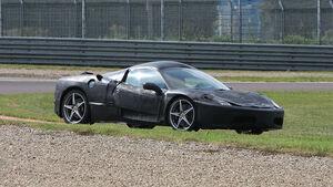 Erlkönig Ferrari F450