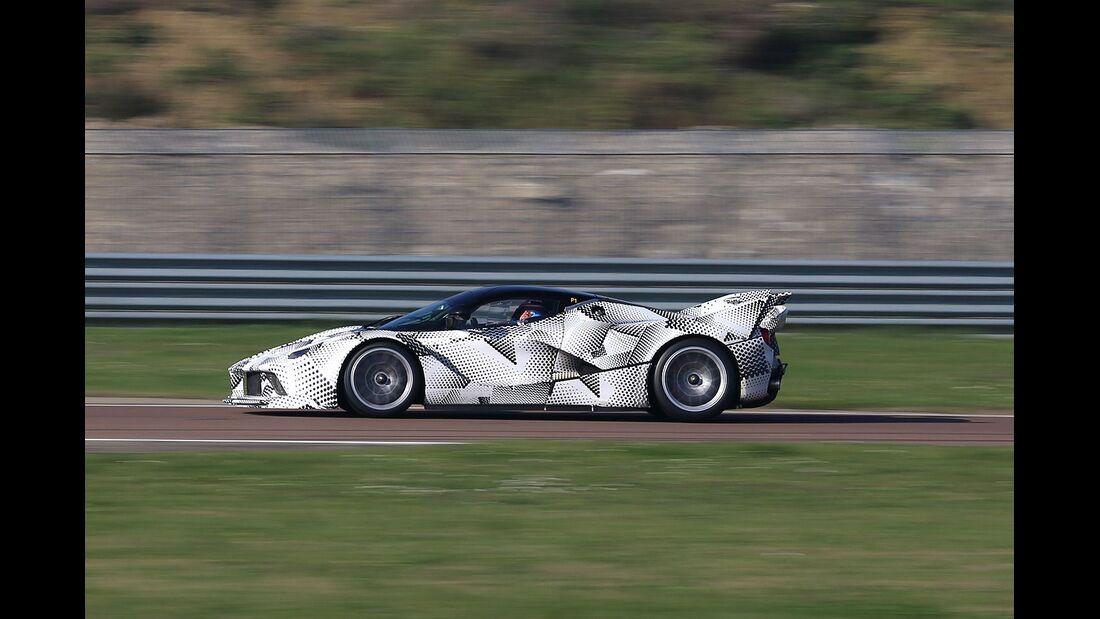 Erlkönig Ferrari La Ferrari XX