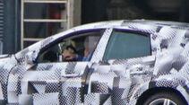 Erlkönig Ferrari Purosangue