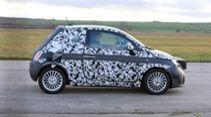 Erlkönig Fiat 500 Electric