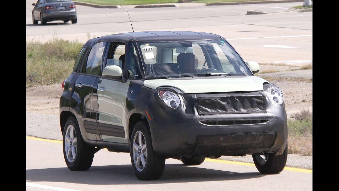 Erlkönig Fiat Jeep SUV