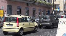 Erlkönig Fiat Panda