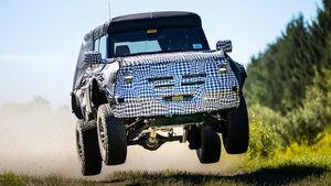 Erlkönig Ford Bronco Raptor