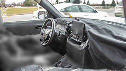 Erlkönig Ford Bronco Sport (Baby Bronco)