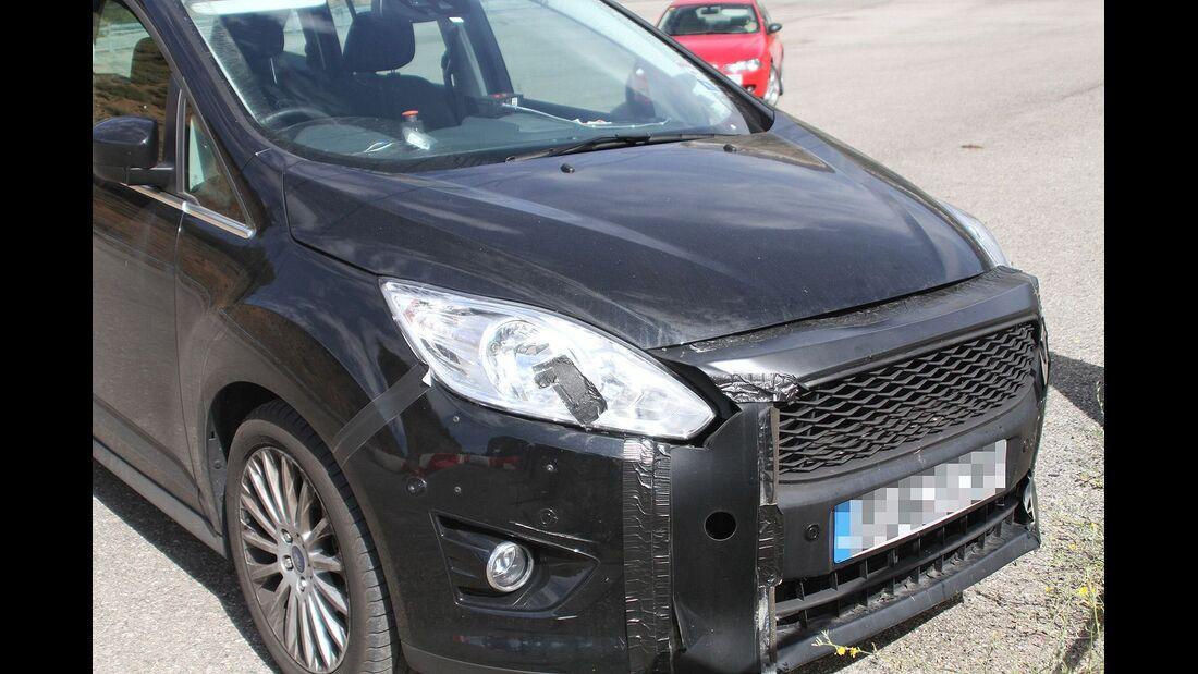 Erlkönig Ford C-Max Facelift