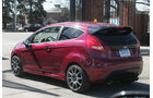 Erlkönig Ford Fiesta Ecoboost