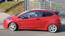 Erlkönig Ford Fiesta ST