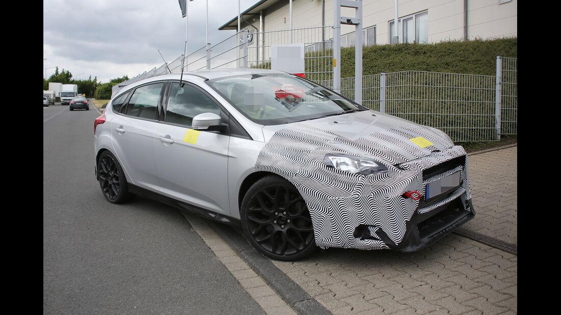 Erlkönig Ford Focus RS