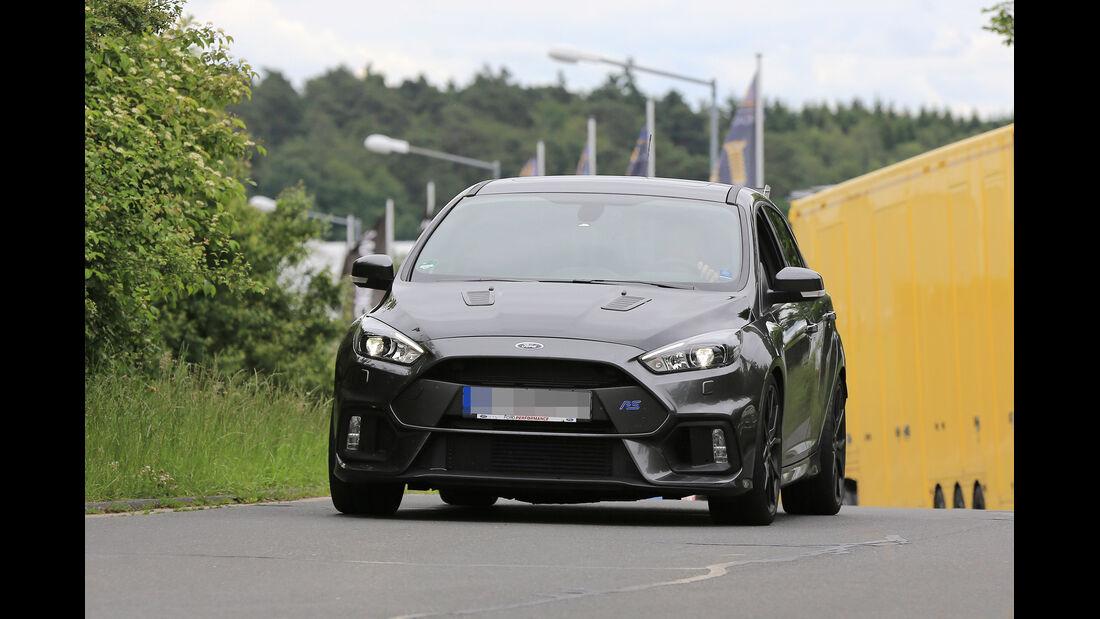 Erlkönig Ford Focus RS 500