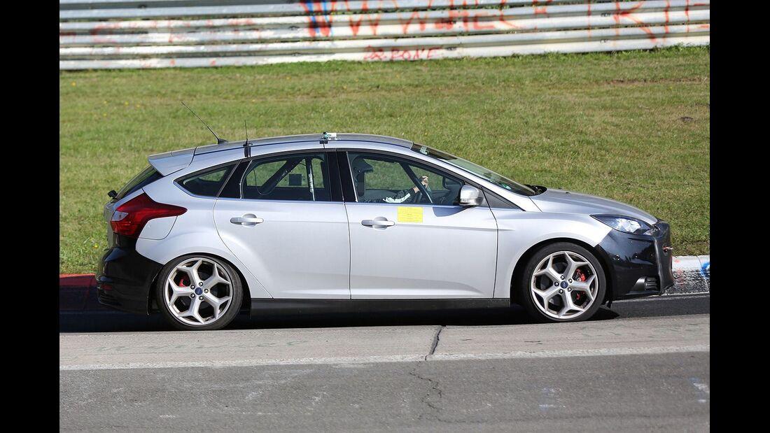 Erlkönig Ford Focus ST