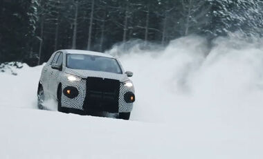 Erlkönig Ford Mach E