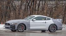 Erlkönig Ford Mustang Mach1
