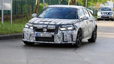 Erlkönig Honda Civic Type R