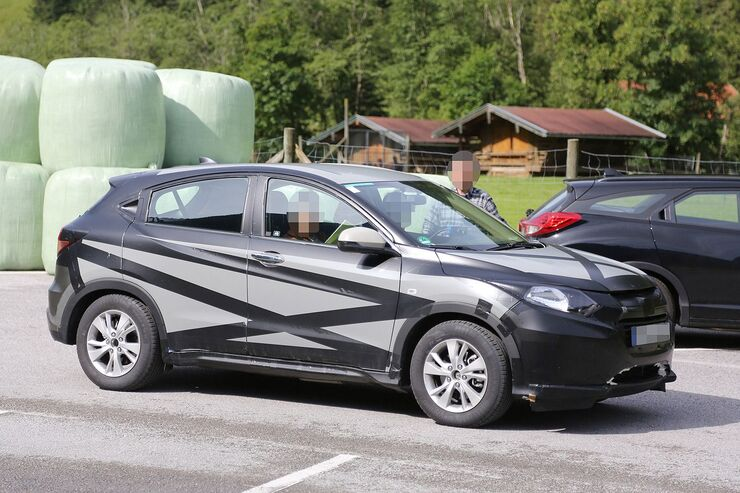 Erlkönig Honda HR-V