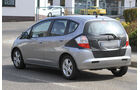 Erlkönig Honda Jazz Hybrid