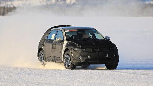Erlkönig Hyundai 45 EV