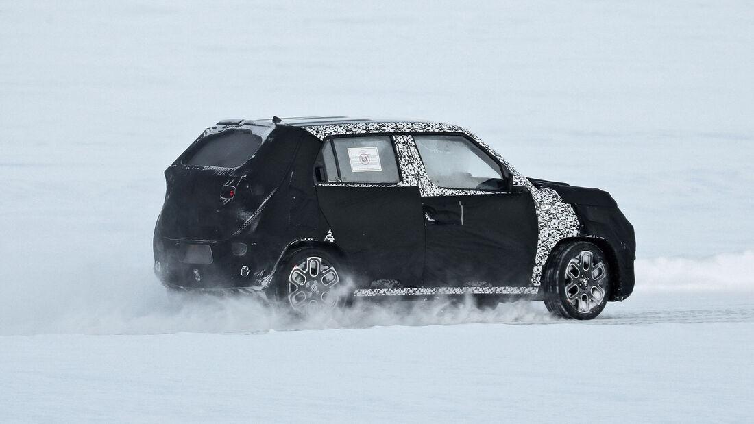 Erlkönig Hyundai AX1