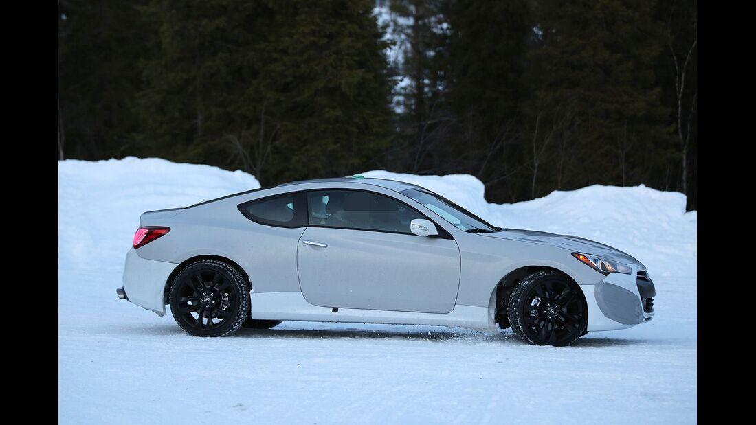 Erlkönig Hyundai Coupe