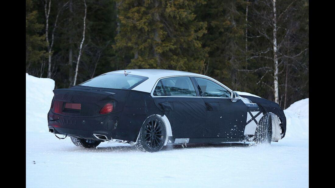 Erlkönig Hyundai Equus