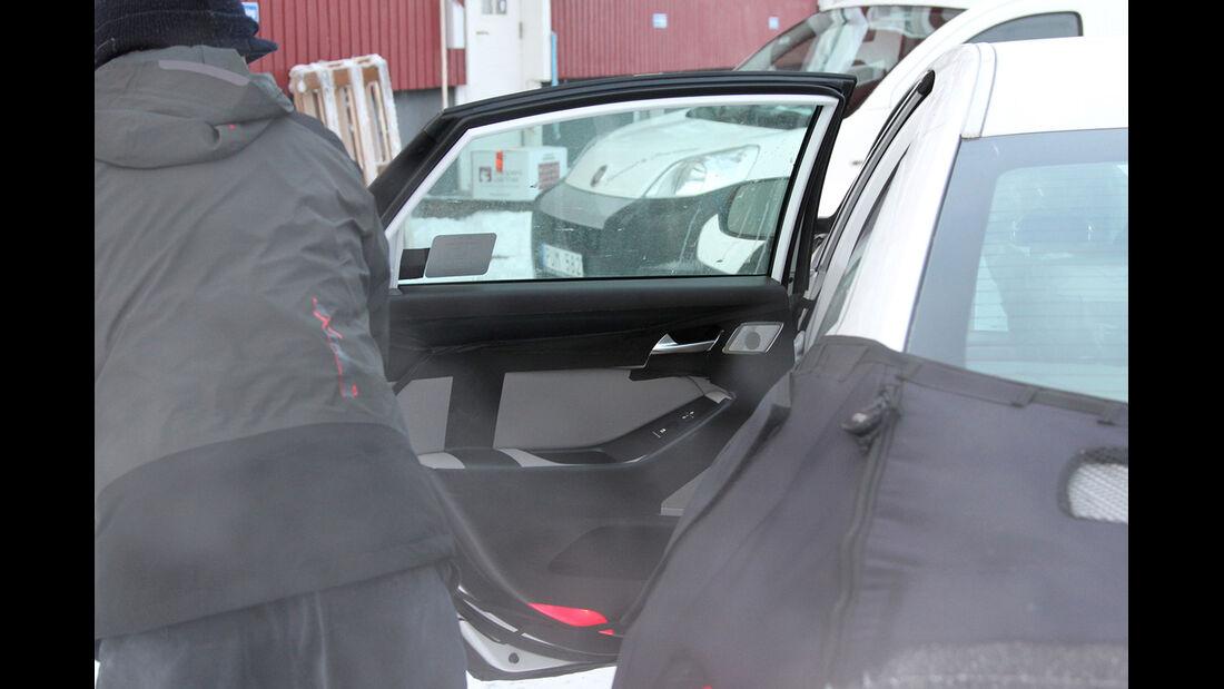 Erlkönig Hyundai Genesis