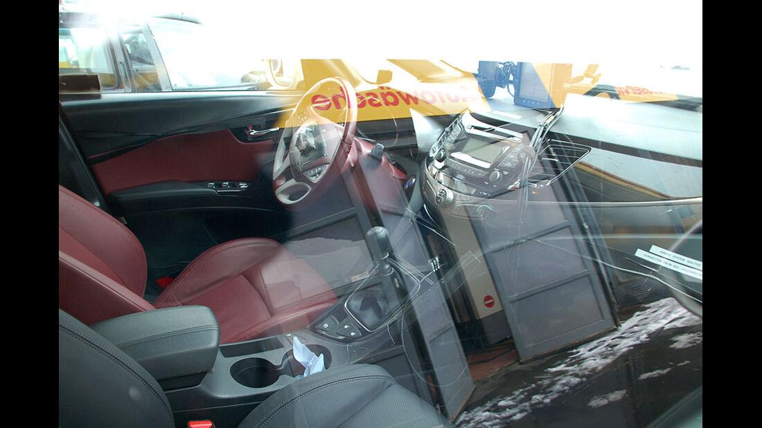 Erlkönig Hyundai HED 5 i-Mode