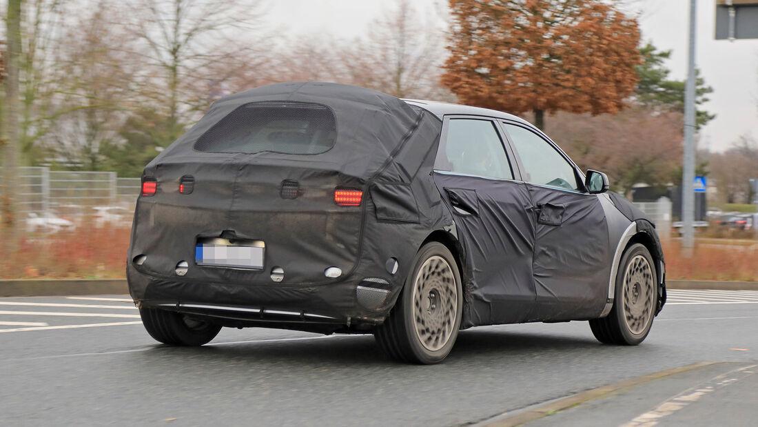 Erlkönig Hyundai Ioniq 5