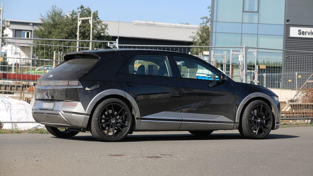 Erlkönig Hyundai Ioniq 5 N