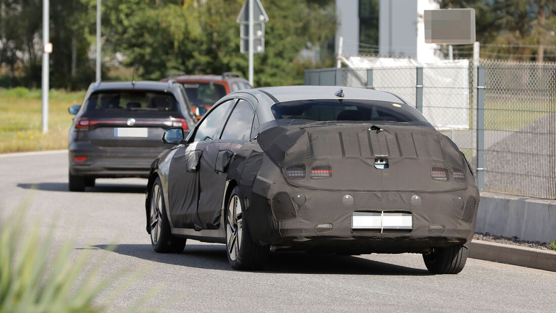 Erlkönig Hyundai Ioniq 6