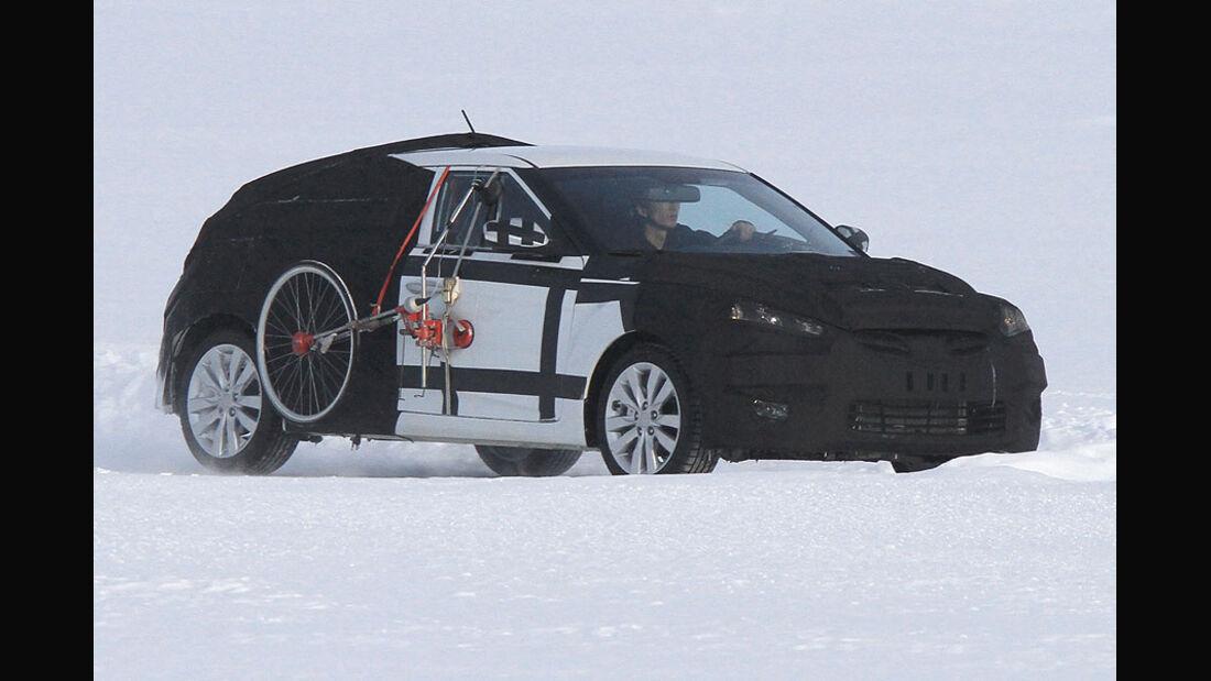 Erlkönig Hyundai Veloster